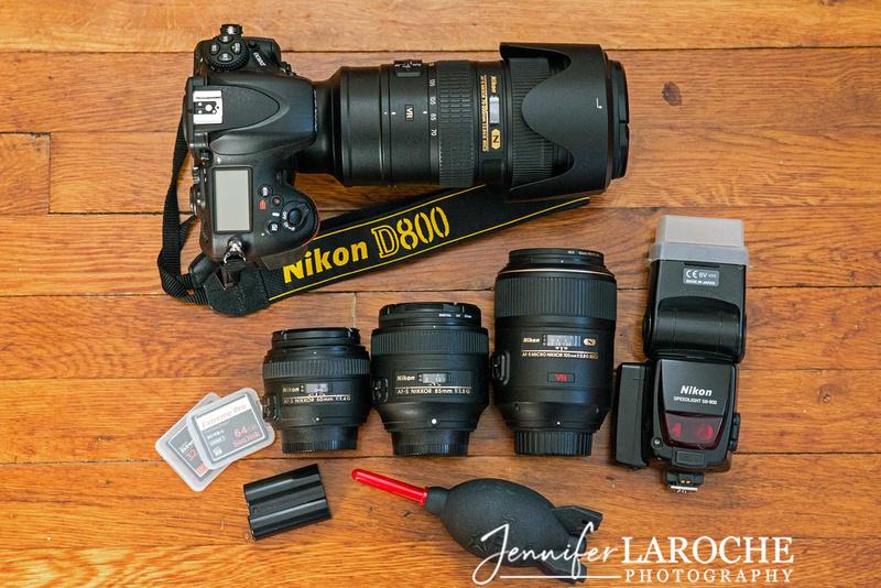 my-camera-gear
