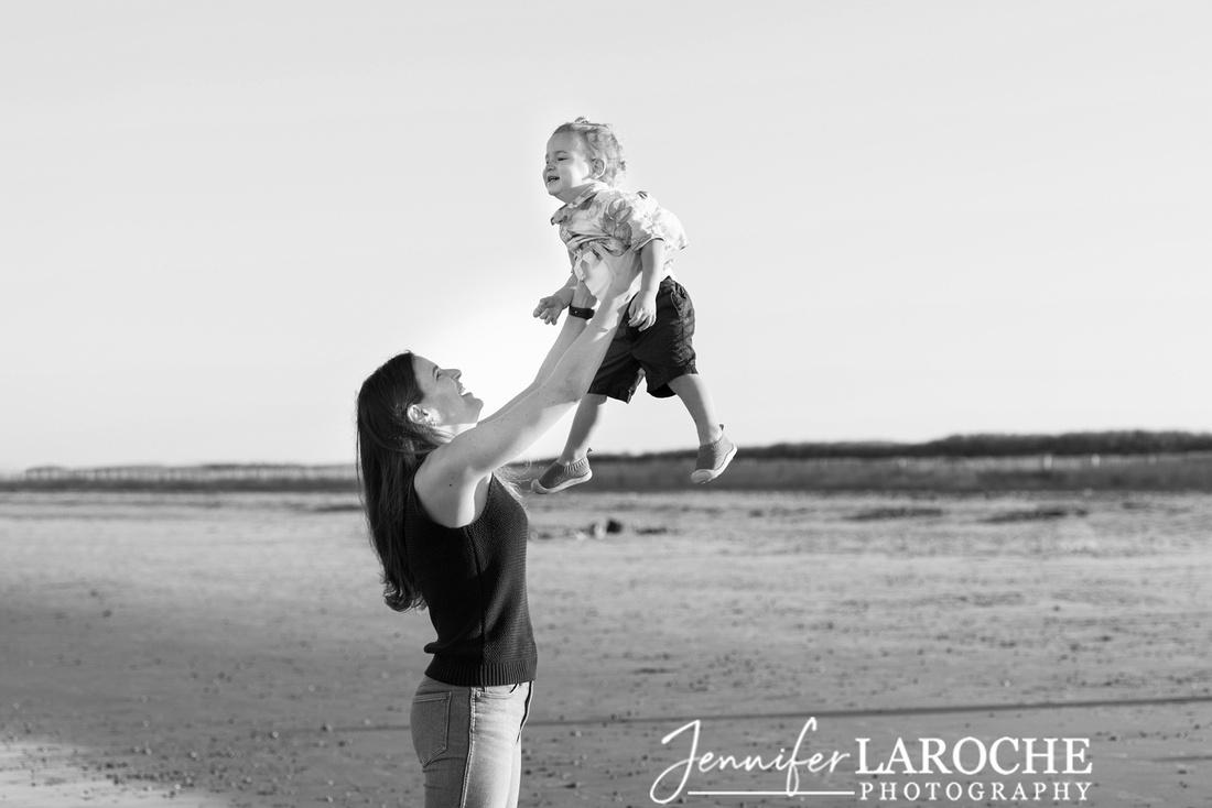 Candid-Mom-Raising-Son