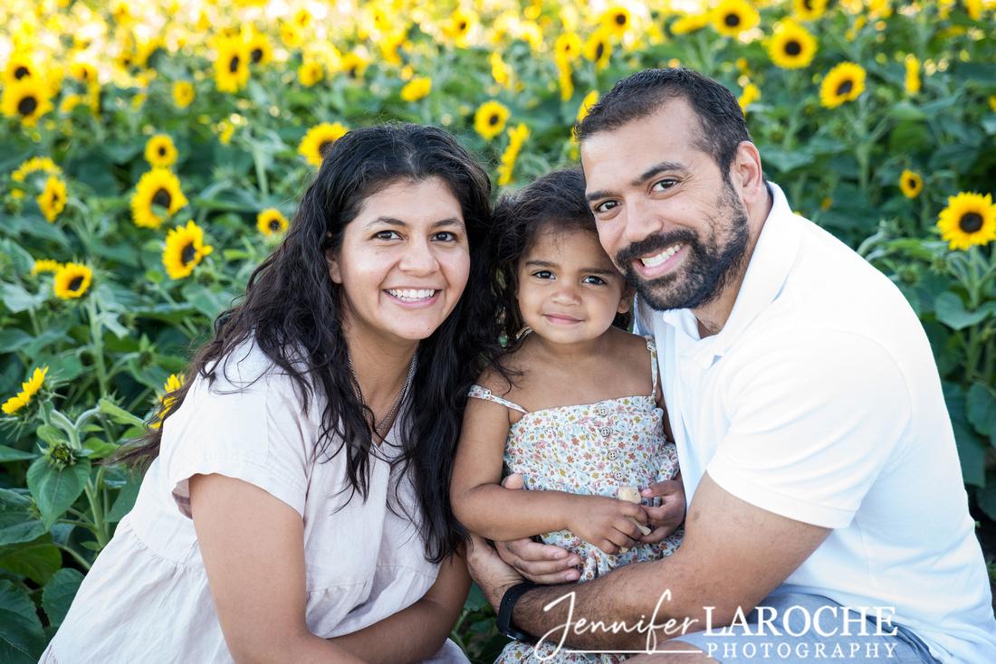 Family-Picture-Verill-Farm-Sunflowers