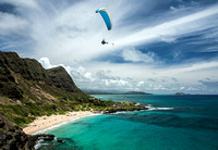 makapu'u point state wayside lookout oahu hawaii