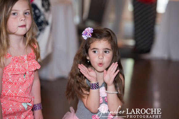 First Communion Party Photography