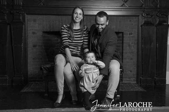 Boston | Metrowest Home Portrait Sessions