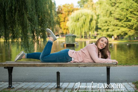 Senior Portraits Boston Public Garden (1)