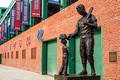 Red Sox Ted Williams Statue